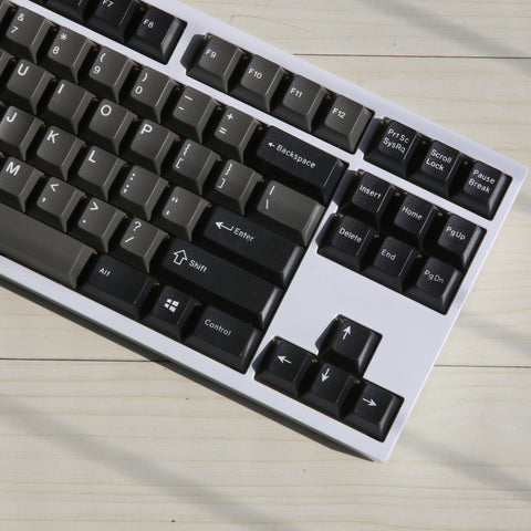 EnjoyPBT ABS doubleshot mechanical keyboard keycaps set (4560871227531)