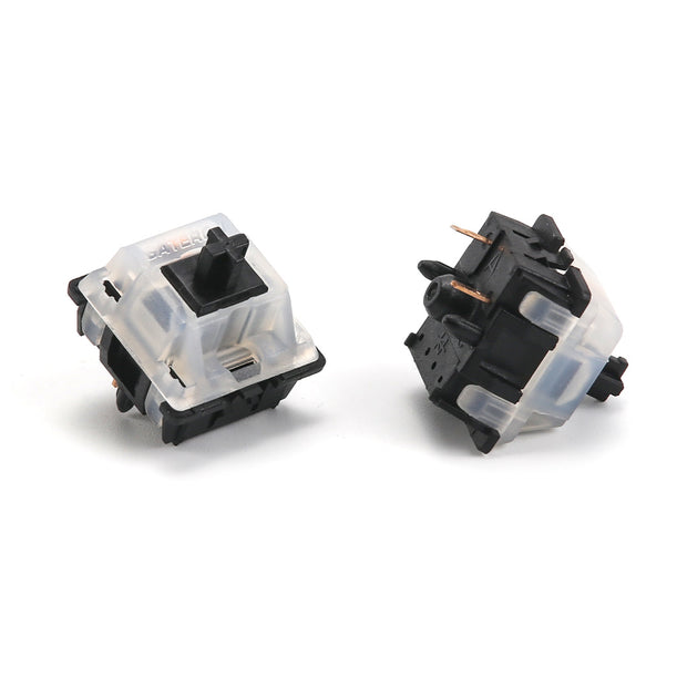 Gateron MK Black switches(10 pcs)