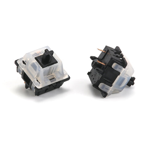 Gateron milk Black switches(10 pcs)