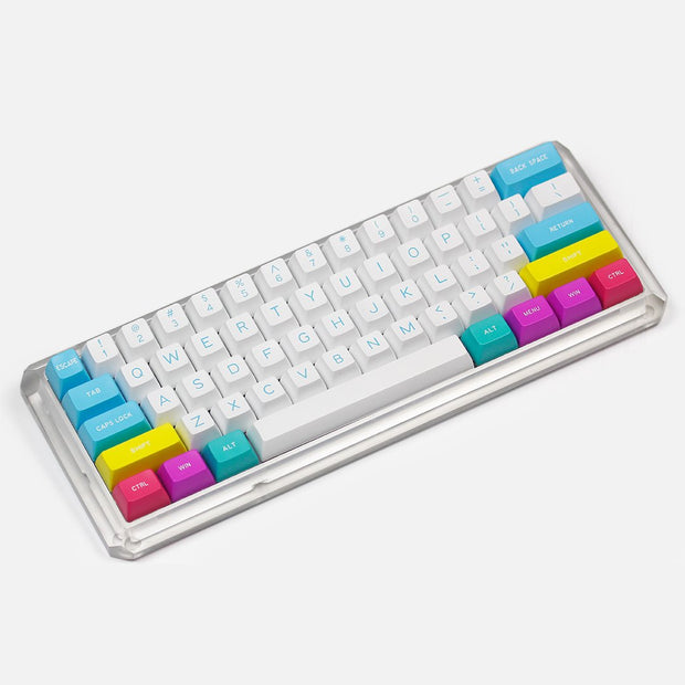 MAXKEY CMYW PLUS 27keys