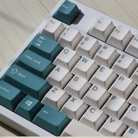 EnjoyPBT ABS doubleshot mechanical keyboard keycaps set (4560882598027)
