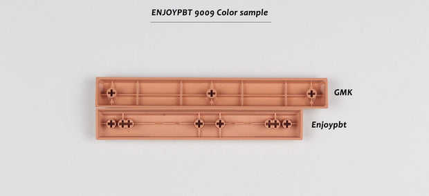 R4 ENJOYPBT 9009 KEYCAPS SET