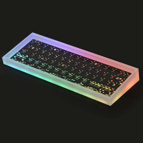 [In stock] TOFU acrylic frosted 60% case (1875779584058)