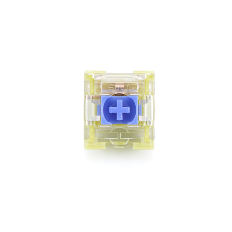 TTC Golden Blue Switches (10PCS)