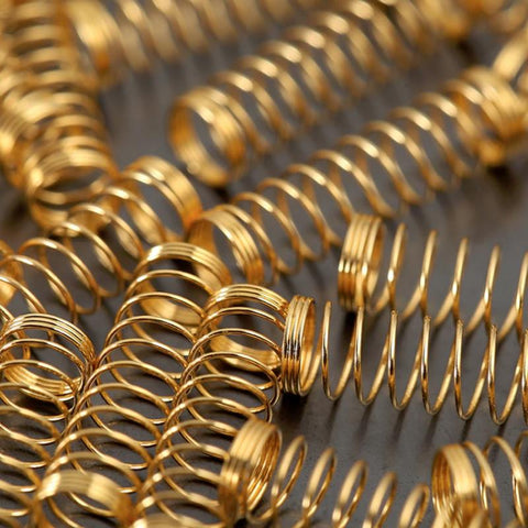 CHERRY MX GOLD-PLATED SPRINGS (110PCS)