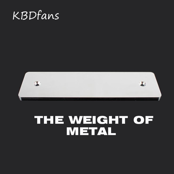Mechanical keyboard anode aluminum case 60%