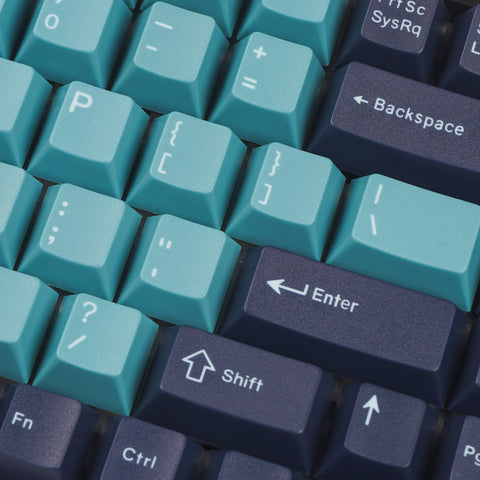 ENJOYPBT ABS DOUBLESHOT MECHANICAL KEYBOARD KEYCAPS SET