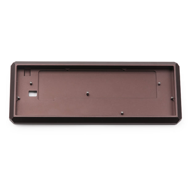 5° chocolate aluminum case