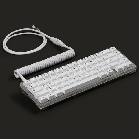 [PRE-ORDER] KBDfans HANDMADE CUSTOM MECHANICAL KEYBOARD USB-C CABLE