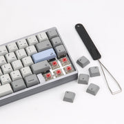 Fully assembled KBD67 Mechanical keyboard