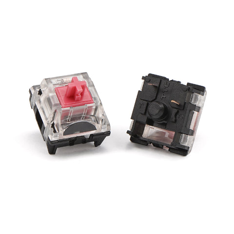 TTC SILENT Red V2 SWITCHES