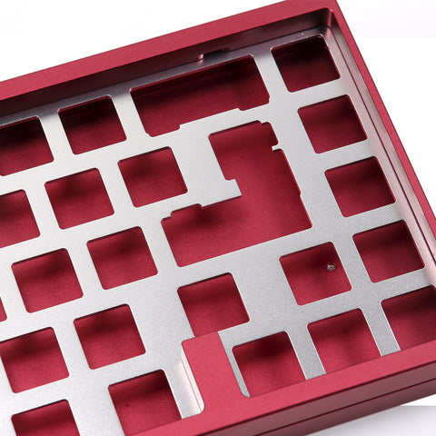 KBD67 v1 Custom mechanical keyboard Plate