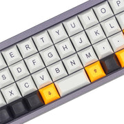 DSA 40% ORTHOLINEAR DYE-SUB KEYCAPS SET