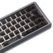 Fully assembled 5 mechanical keyboard.