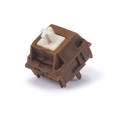 [PRE-ORDER] Novelkeys cream chocolate POM switch