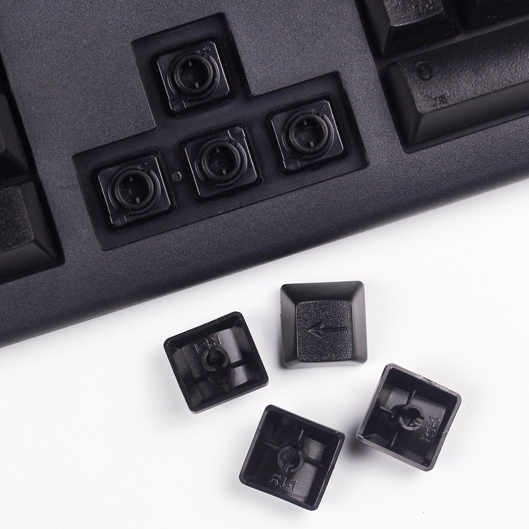 POM Compatible Topre Keyboard Keycaps Laser engraving