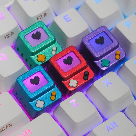 M7 Game Console Artisan Keycaps