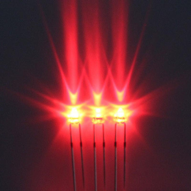 F1.8mm LED 100PCS