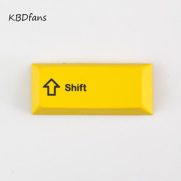 Dye-Sublimated 2.25U Shift Key