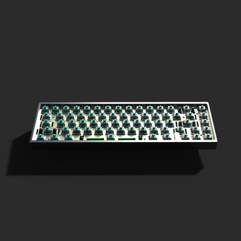 KBD67v2 MKII Mechanical keyboard DIY KIT (4055953965104)
