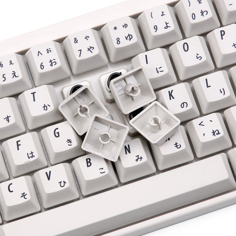 [IN STOCK]Electrostatic capacity keyboard Japanese keycaps