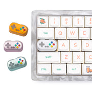 HOLYOOPS  GAME CONSOLE ARTISAN KEYCAPS