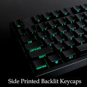 104 abs side printed backlit keycap (1437665329210)