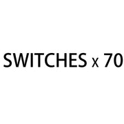 SWITCHES *70