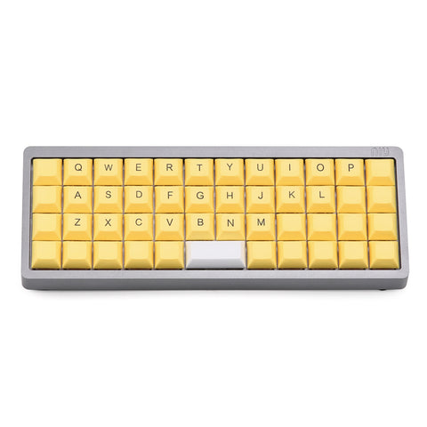 dye-subbed DSA Ortholinear Keycap Set (557265420346)