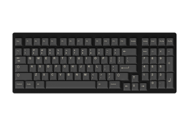 [GB] GMK NINES KEYCAPS SET