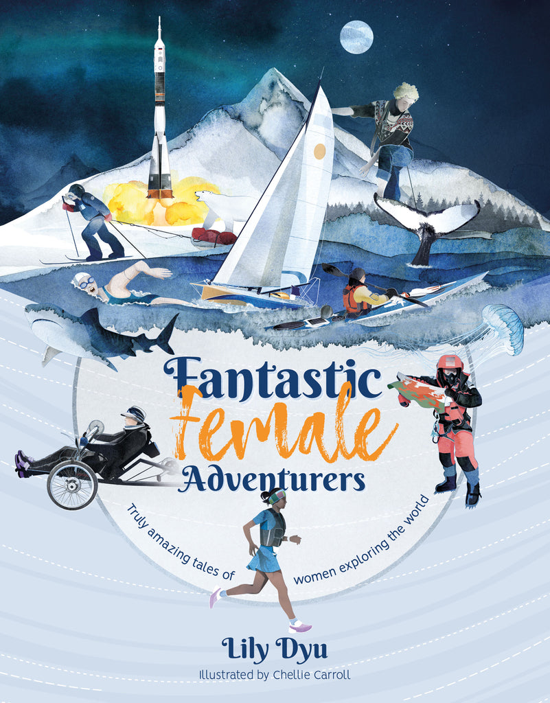 Fantastic Female Adventurers and the International Day of the Girl