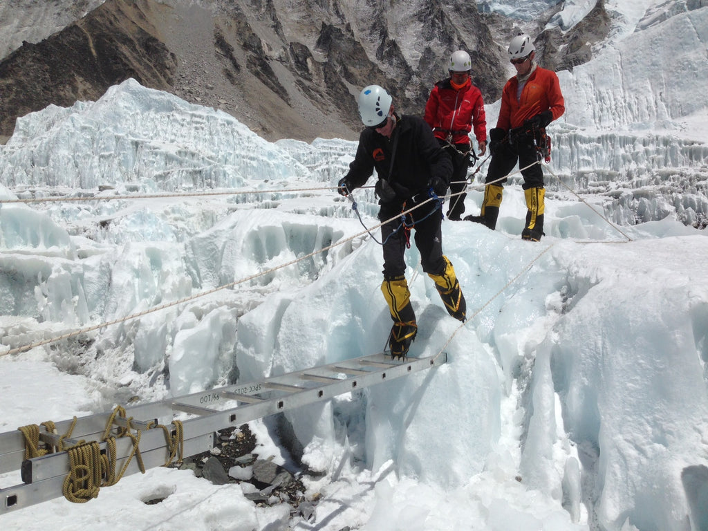 MATT DICKINSON'S EVEREST BROADCAST: CLIMATE CHANGE – HOW IS IT AFFECTING THE HIMALAYA?