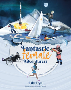 Fantastic Female Adventurers