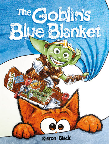 The Goblin's Blue Blanket