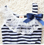 Striped Tutu Dress