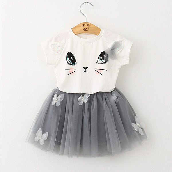 Kitty Tulle Dress