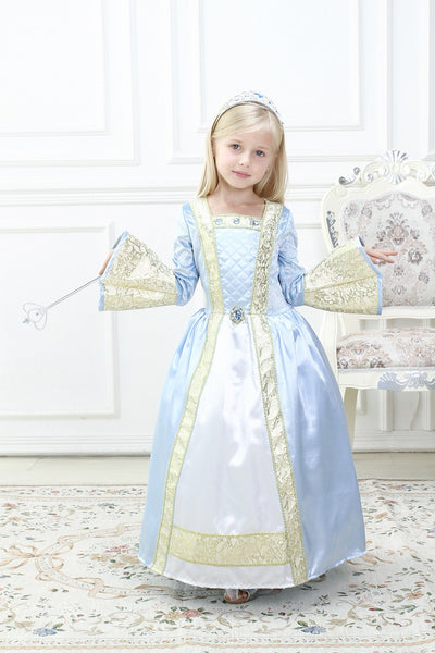 Snow Queen Ball Gown Princess Dress