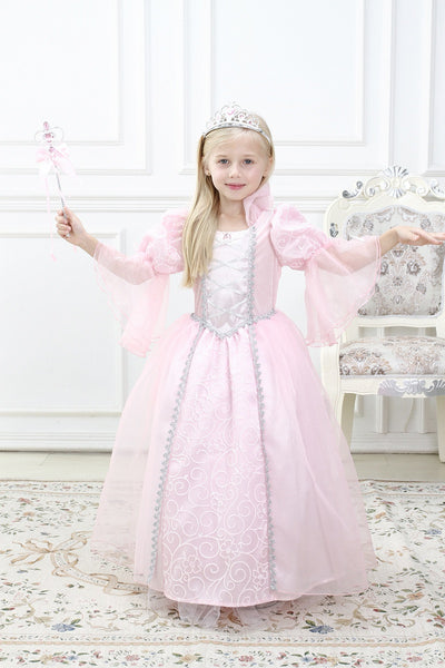 Pink Ball Gown Princess Dress