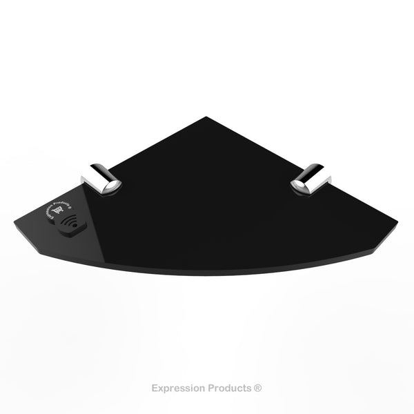Corner Acrylic Shelf - Style 002 - Expression Products Ltd