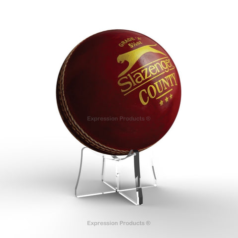Cricket Ball Display Stand - Expression Products Ltd