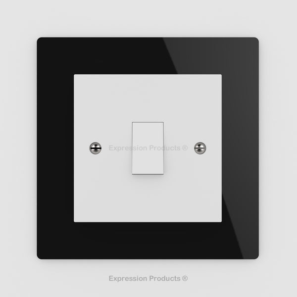 Switch or Socket Surround Plate - Style 001 - Expression Products Ltd