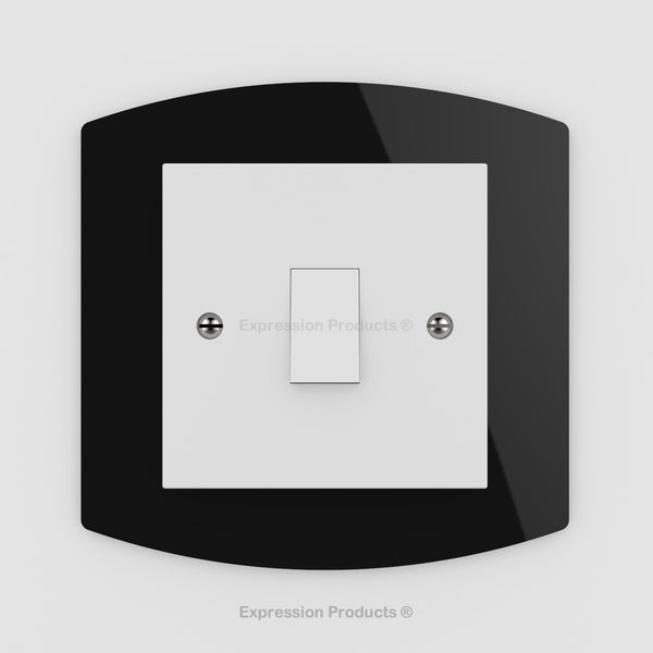 Switch or Socket Surround Plate - Style 005 - Expression Products Ltd