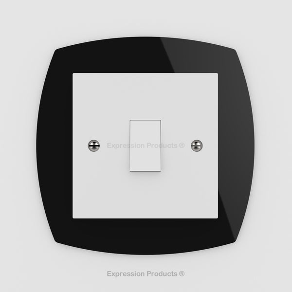 Switch or Socket Surround Plate - Style 006 - Expression Products Ltd