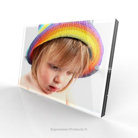 Desktop Magnetic Photo Frame - Expression Products Ltd