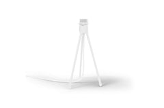 Tripod Table Matt-componentes-Light & Store-branco-Light & Store