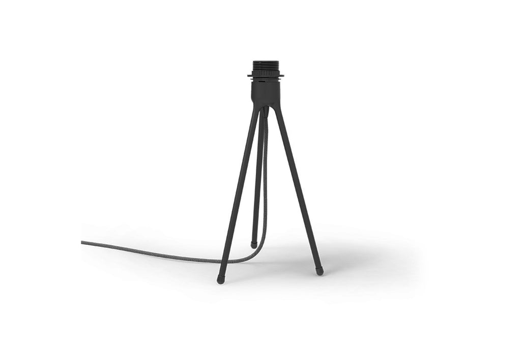 Tripod Table Matt-componentes-Light & Store-preto-Light & Store