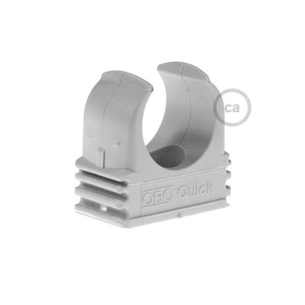 Plastic Cable Clip for Creative-Tube, diameter 20 mm