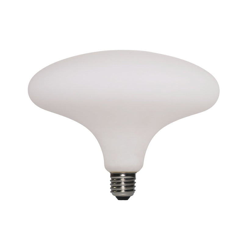 LED Porcelain Ligh Bulb Idra 6W E27 Dimmable 2700K