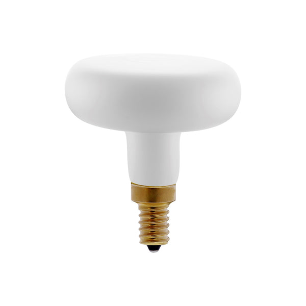DASH D66 LED White Frosted bulb straight filament 4W E14 Dimmable 2700K