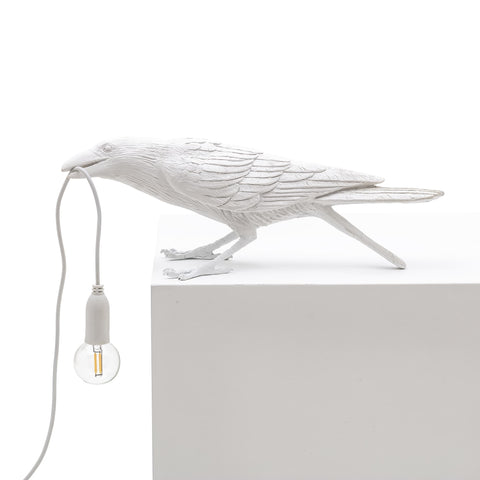 Bird Lamp Playing OUTDOOR